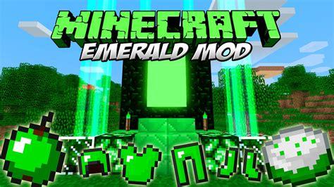 mod game files emerald mod 1 8 9 minecraft gt game files gt mods gamebanana