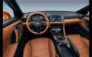 Nissan Gtr Seats 2017 Nissan Gt R Interior 1 1920x1200 Wallpaper