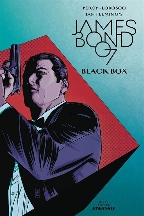 james bond black box james bond black box 3 zircher cover fresh comics