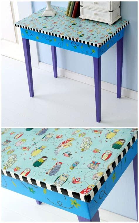 Decoupage Laminate Furniture - 4481 best images about mod podge rocks on