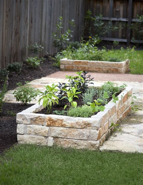 Raised Rock Garden Beds Ways On How To Build A Raised Garden Bed Front Yard Landscaping Model 25 Chsbahrain