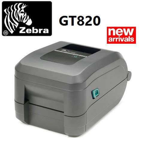 Printer Zebra Gt820 binder