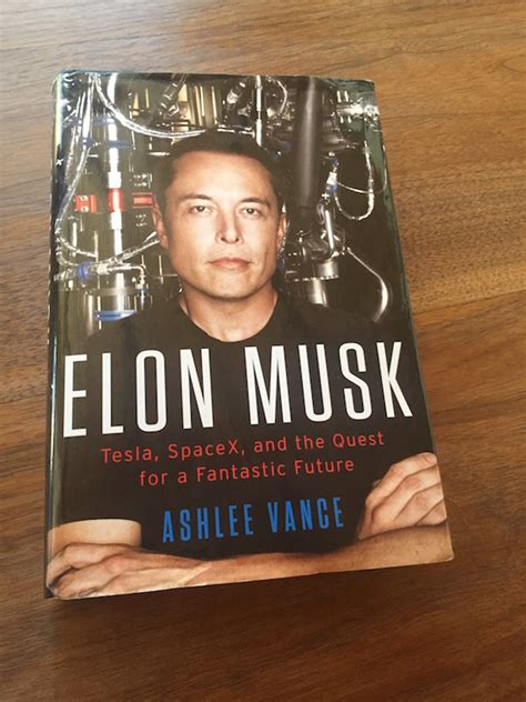 biography elon musk book salvador briggman