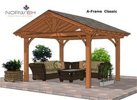 pavillon 6x6 beautiful cedar pavilion pergola gazebo kits fy backyard