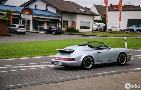 Porsche 964 Speedster by Porsche 964 Speedster 20 Oktober 2016 Autogespot