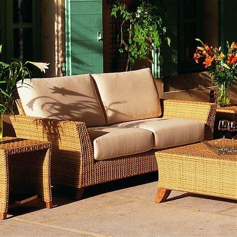 beach sofas palm beach outdoor wicker sofa outdoor sofas chicago