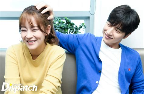 film terbaru park hae jin film cheese in the trap rilis foto romantis park hae jin