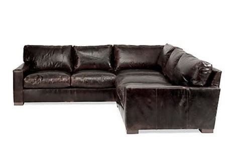 comfiest sofa ever napa oversized leather sectional save 10 leather