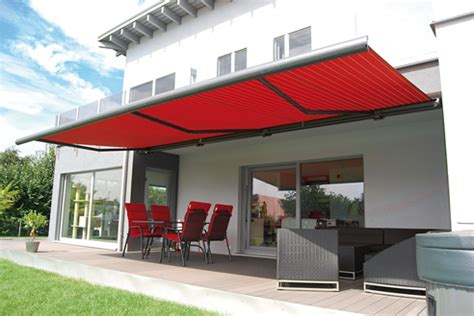 standard folding arm awnings shadewell awing systems box