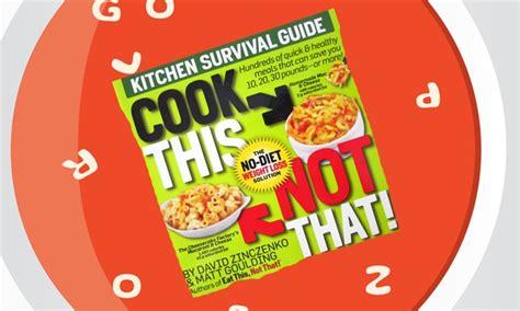 Kitchen Survival Guide cook this not that kitchen survival guide groupon
