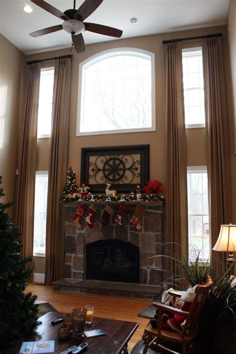 two story window curtains best 25 two story windows ideas on pinterest