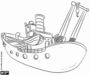 parts of a boat game boats and other watercrafts coloring pages printable games
