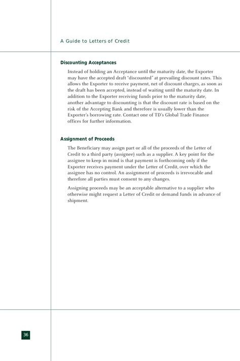 Notice Of Assignment Letter Of Credit guide2lc
