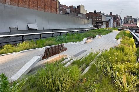 Landscape Architect Highline The New York High Line Officially Open Archdaily
