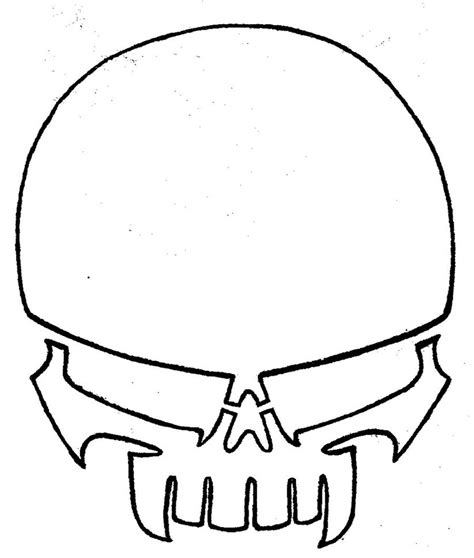 skull stencils printable www imgkid com the image kid