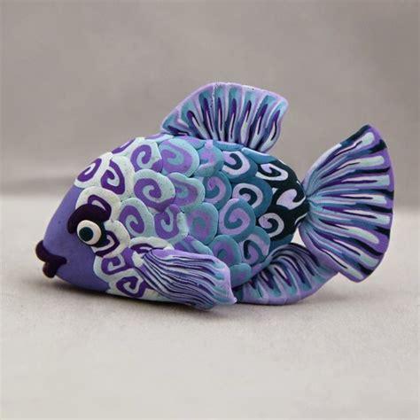 Creator S Polymer Clay Fish Sculpture Tutorial