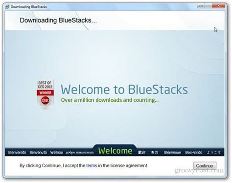 bluestacks just a sec run android applications on your computer with bluestacks