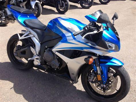 honda 600rr for sale 2007 honda cbr 600rr sportbike for sale on 2040motos