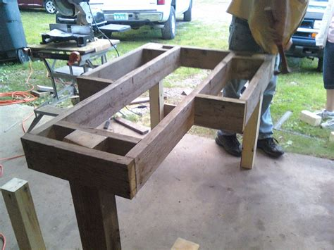 shooting bench design shooting bench plans air support s airgun hunting blog