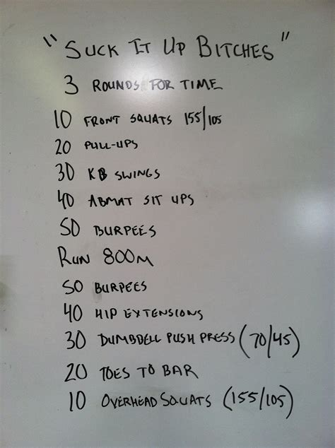 crossfit type workouts at regular sport fatare