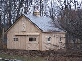 Pictures Of Small Horse Barns Affordable Horse Barn