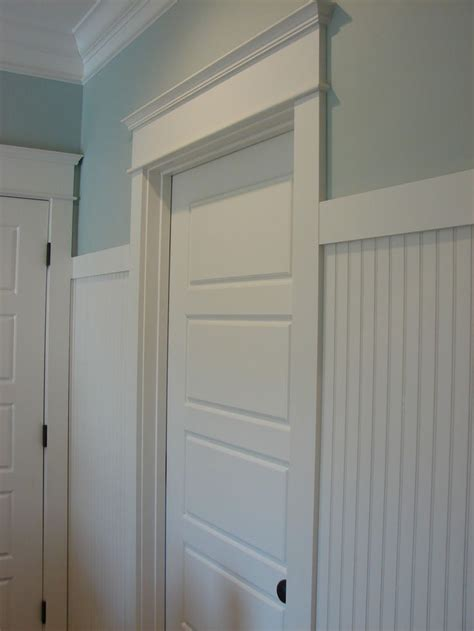 how tall should wainscoting be decorative azek beadboard for home architecture ideas