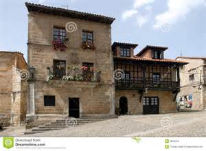 Small Country Cottage Plans old house spain stock photos image 3875253