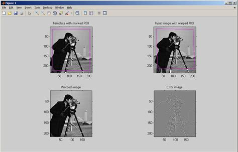 matlab image registration ecc image alignment algorithm image registration file