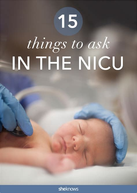 the 15 questions no preemie should be afraid to ask