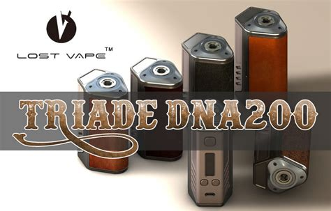 Garskin Mod Lost Vape Triade Dna200 Uler Triade Dna200 By Lost Vape Review Spinfuel Vape