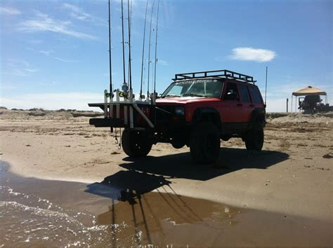Jeep Fishing Pole Holder Fishing Rod Rack Ideas Page 2 Jeep Forum