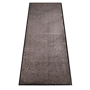 Absorbent Runner Rug Absorbent Floor Runner Mat Slate Large 180 X 60cm