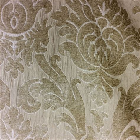 buy upholstery fabric capulet wheat chenille damask upholstery fabric 62737