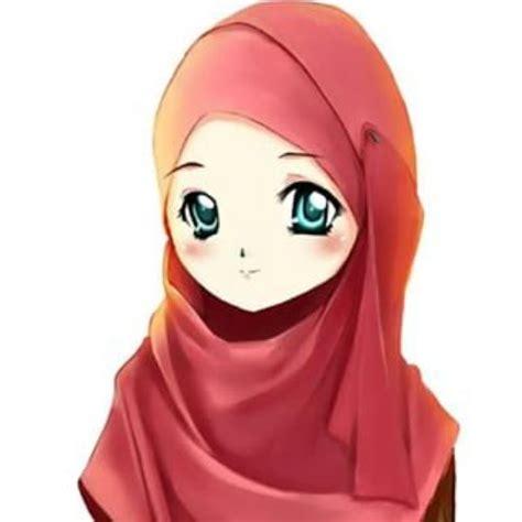gambar kartun wanita muslimah cantik kartun muslimah cantik comel berhijab 2017