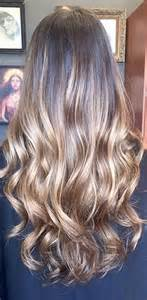 hair highlights bottom more brunette balayage mane interest