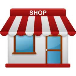 Collection of shop icons free download