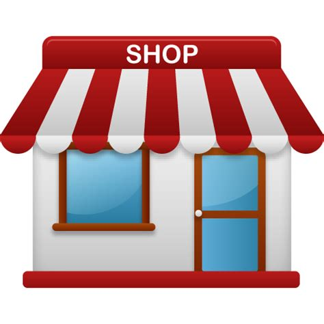 The Shop Contol shop icon pretty office 11 iconset custom icon design