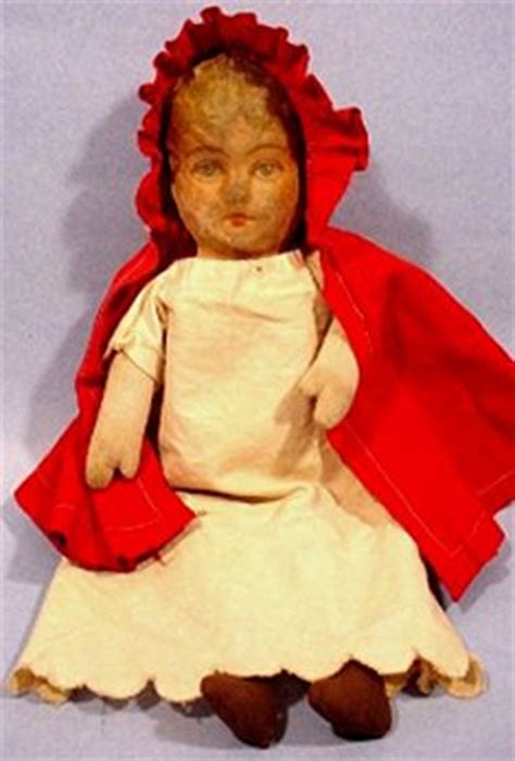dollypop composition doll bruckner cloth dolls of the early 1900 s
