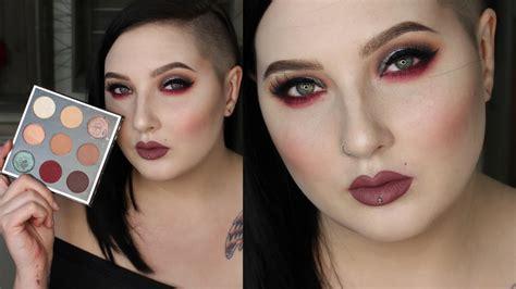 Jordana Eye Makeup Remover manny mua palette makeup tutorial review hanz