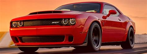 Cost Of Dodge Challenger by 2018 Dodge Challenger Srt Pricing And Features