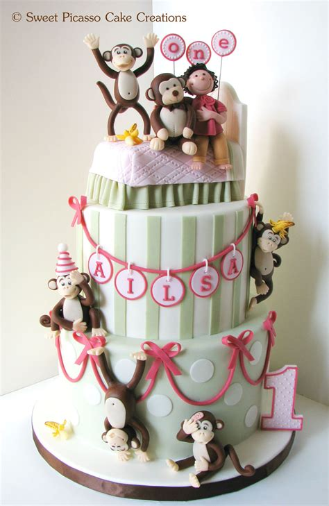 monkey jumping on bed monkeys jumping on the bed cakecentral com