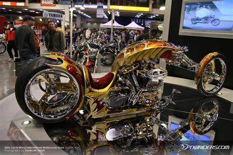 Chopper Umbauten Motorr Der by Goldener Chopper F 252 R 500 000 Dollar Richtigteuer De