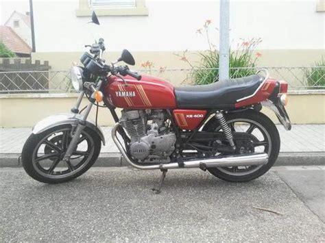 Yamaha Motorrad 400 by Yamaha Xs 400 2a2 Motorrad In Schutterwald Oldtimer