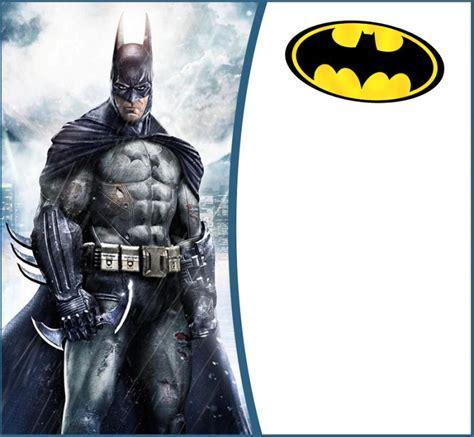 Batman Free Printable Invitation Templates Batman Invitation Template