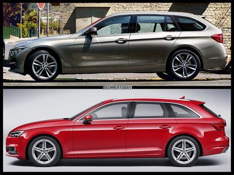 Bmw 3er Touring Vs X3 by Bmw 3 Series Touring Vs Audi A4 Avant Vs Mercedes C