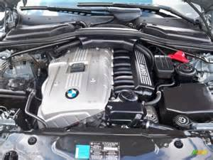 2007 bmw 5 series 530i sedan 3 0 liter dohc 24 valve vvt