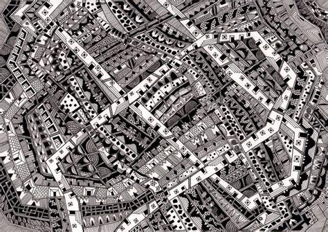 Invisible City italo calvino s invisible cities illustrated again