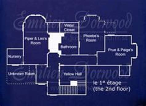 halliwell manor floor plans halliwell manor first floor for the home pinterest