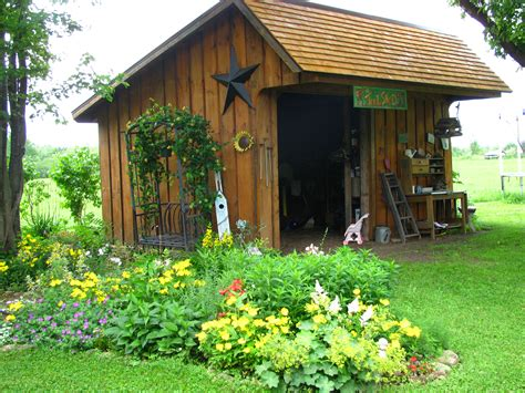 Tool Sheds Of America by Garden Tool Shed Gardening