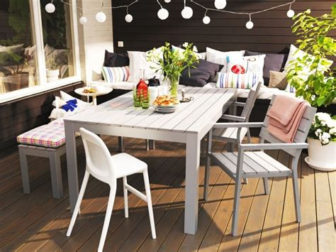 ikea outdoor dining 17 best images about voglia di sole on pinterest summer